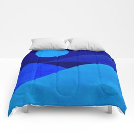 Abstraction_Moonlight Comforters