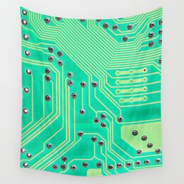 Connections @society6 #society6 #decor #buyart Wall Tapestry