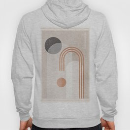 Geometric Abstract 97 Hoody