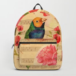 Songs and Birds Backpack