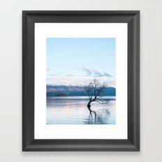 New Zealand #society6 #decor #buyart Framed Art Print