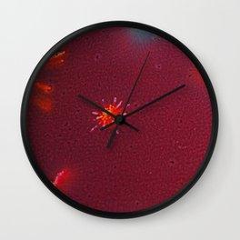 mikro kosmos Abstract ( Limited 01 / 50#) Wall Clock