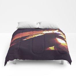 Campfires & Tea Comforters