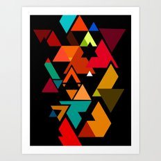 VALDEZ Art Print