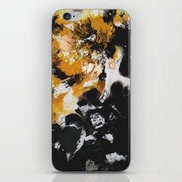 The Unrest iPhone Skin