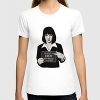 mia wallace T-shirts featuring Mia by Sofia Bonati