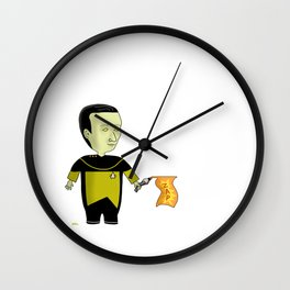 A Sense Of Humor Wall Clock