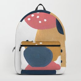 Abstract (e) Backpack