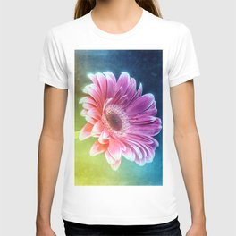 The Gerbera Rainbow T-shirt