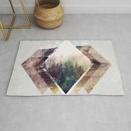 Mystic forest Rug