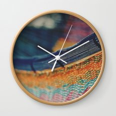 Hammock Wall Clock