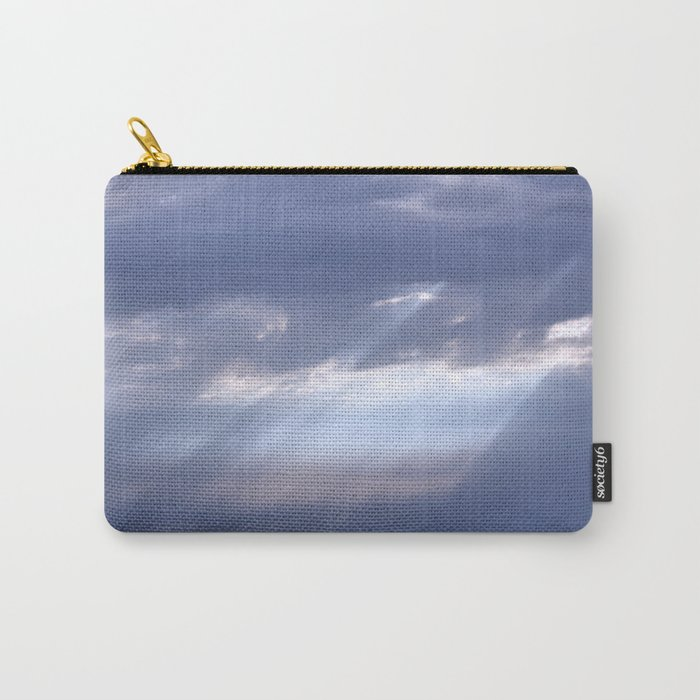 Bless Us O Lord Carry-All Pouch