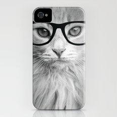 THE HIPPEST CAT iPhone (4, 4s) Slim Case