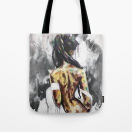 Undressed IV Tote Bag