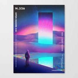 Astronaut's Dream Canvas Print
