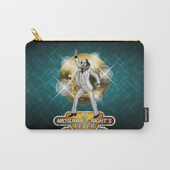 A Midsummer Night's Fever Carry-All Pouch