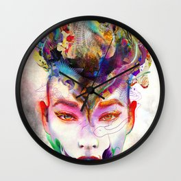 Entropy Wall Clock
