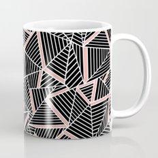 Ab Lines Blush Mug