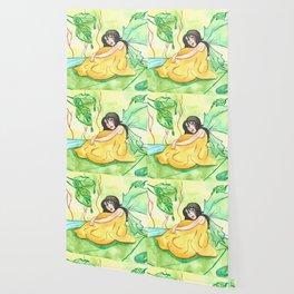 Pond Fairy Wallpaper