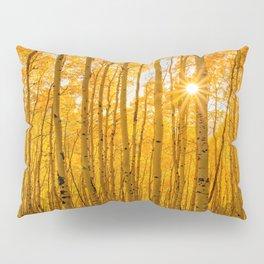AUTUMN ASPENS OF COLORADO Pillow Sham