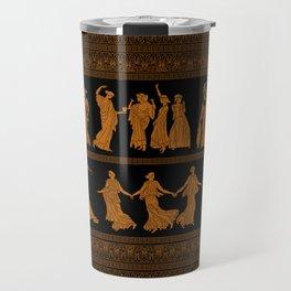 Greek Vase Travel Mug