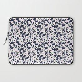 Dark Floral Laptop Sleeve