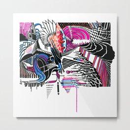 g_I Metal Print