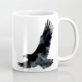 Soaring Eagle Print Coffee Mug