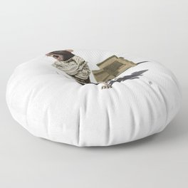 Shithouse Floor Pillow