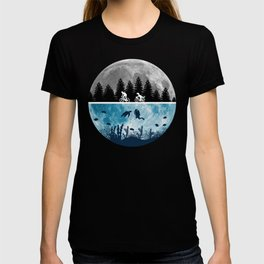 Close Encounters of the Moon T-shirt