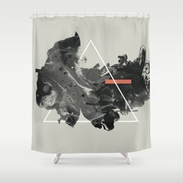 The Malleable Nature of Memory Shower Curtain
