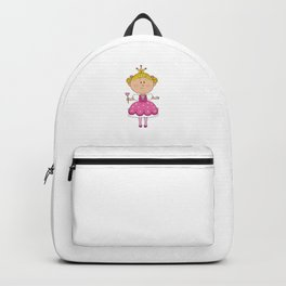 Pink Love Girl - Valentines Day Backpack