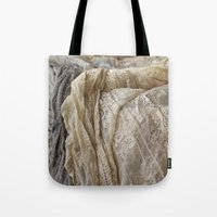lace Tote Bags featuring Lace by Jillian Audrey