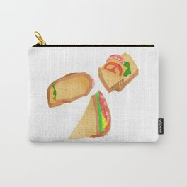 Akward Sandwich Carry-All Pouch