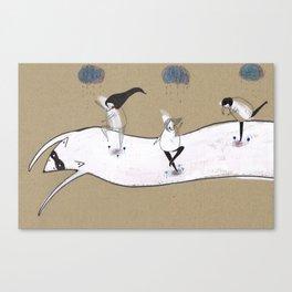 Shonen Knife Canvas Print