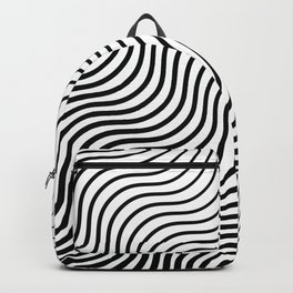 Whiskers - Black #399 Backpack