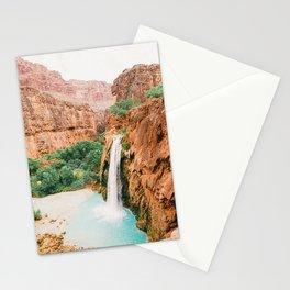 Havasu Falls / Grand Canyon, Arizona Stationery Cards