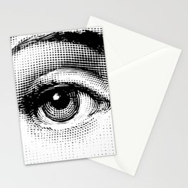 Lina Cavalieri Eye 01 Stationery Cards