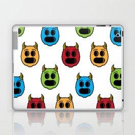 Monster Pattern Laptop & iPad Skin
