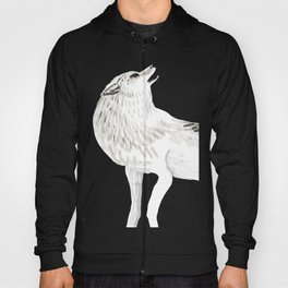 Totem Alaska tundra wolf Hoody
