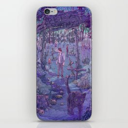 Pet Sematary iPhone Skin