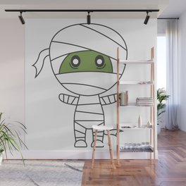 Mummy Wall Mural