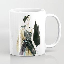 NYFW Fashion Illustrations Coffee Mug