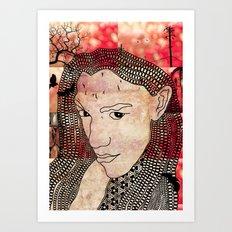 164. Art Print