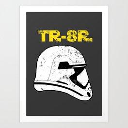 TR-8R Art Print
