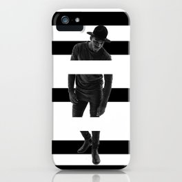 never let me down iPhone Case