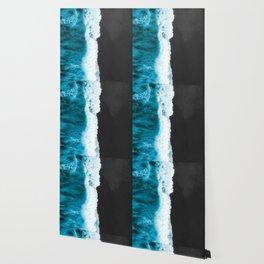 Turquoise Crush - Dreamy Beach Wallpaper