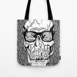 'BRAINWASHED' PRINT 2009 Tote Bag