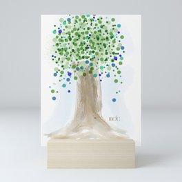 TREE Mini Art Print