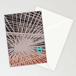 Step in Line Stationery Cards